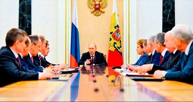 Rusya'nın yeni doktrini: En büyük tehdit NATO