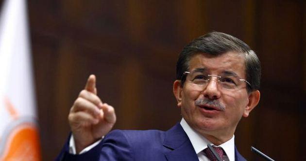 Davutoğlu:Cizre'de provakasyona izin vermeyeceğiz