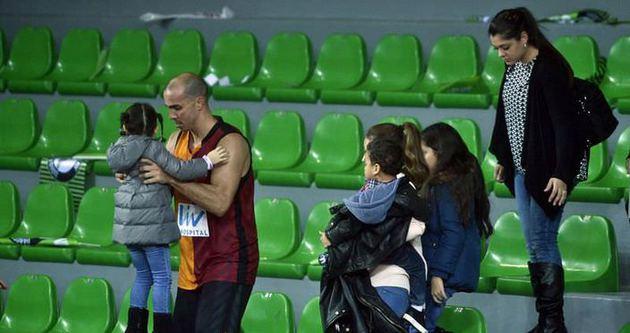Galatasaraylı yıldız ailesini zor kurtardı!..