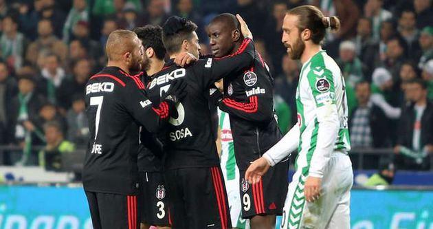 Beşiktaş'tan kritik galibiyet