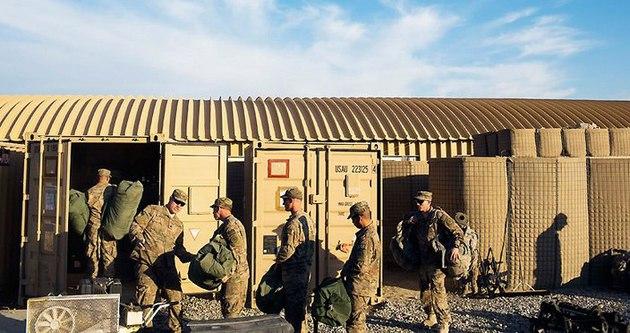 NATO Afganistan'dan çekildi