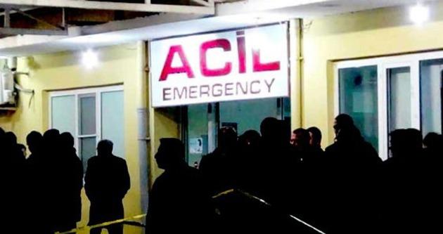 Sağlık çalışanına şiddet uygulayana ceza
