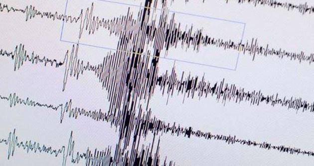 İzmir'de 4,5'lik deprem