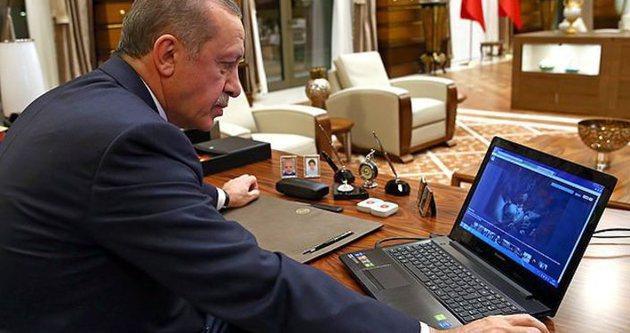 Cumhurbaşkanı Erdoğan 'Yılın Fotoğrafı' oylamasına katıldı