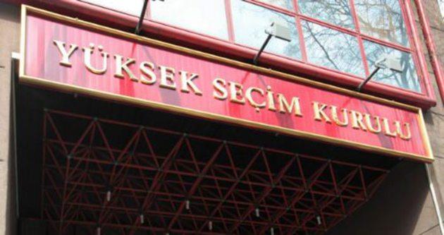 YSK'da Yargıtay üye seçimi yapıldı