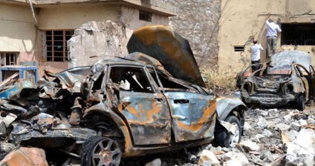 Bağdat'ta intihar saldırısı: 11 ölü, 23 yaralı