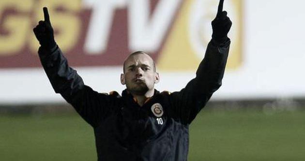 Sneijder Ocak'ta serbest kalabilir!