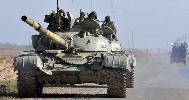 IŞİD'e karşı kapsamlı savaş hazırlığı