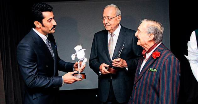 Türkiye'nin en centilmen erkekleri ödüllerini aldı