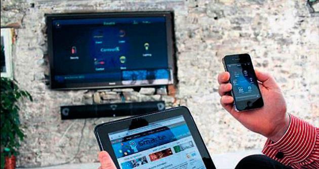 Teknolojiyi evinize uyarlayın