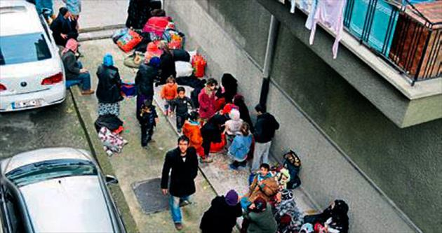 Türkmenler yardım istiyor