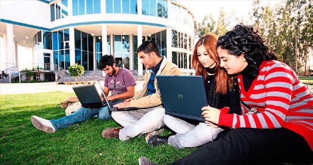 AB'den ödüllü Çağ Üniversitesi