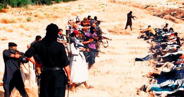 IŞİD'den kaçış yok