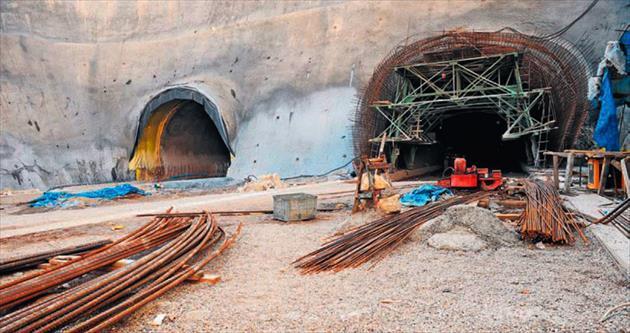 Erbil'deki tünel üç Türk işçiye mezar oldu