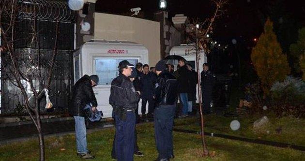 Katar Büyükelçiliği'ne silahlı saldırı