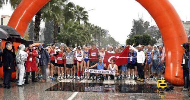 Adana Maratonu İstanbul'a rakip