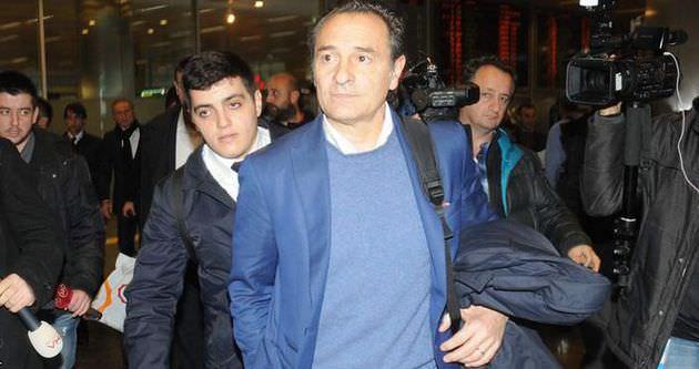 Prandelli UEFA'ya gidiyor
