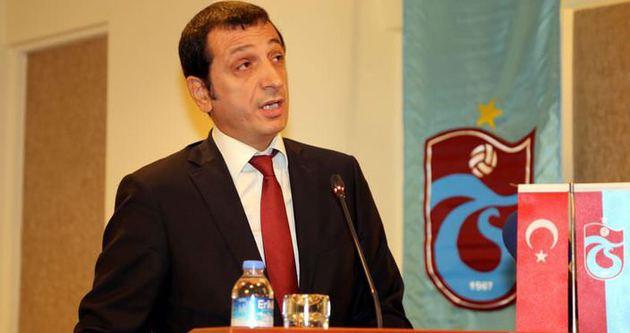 Trabzonsporlu yöneticiye demirli saldırı