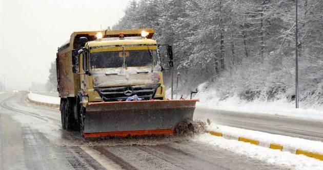 Meteoroloji'den 15 ile kar uyarısı