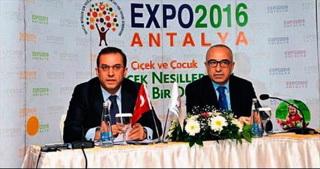 EXPO-2016'ya dev bütçe