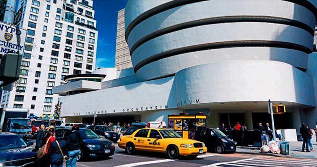 New York: Lezzetse lezzet müzeyse müze