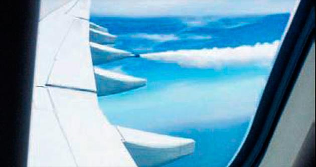 Havada hidrolik sistem arızası