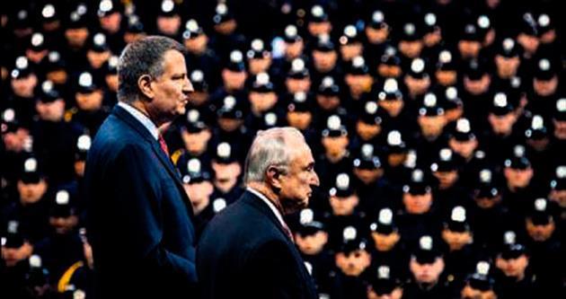 New York polisinden bu kez yuhalama