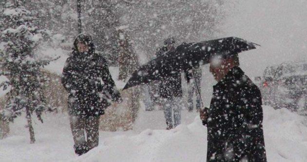 Hava durumu - Meteoroloji'den kar uyarısı