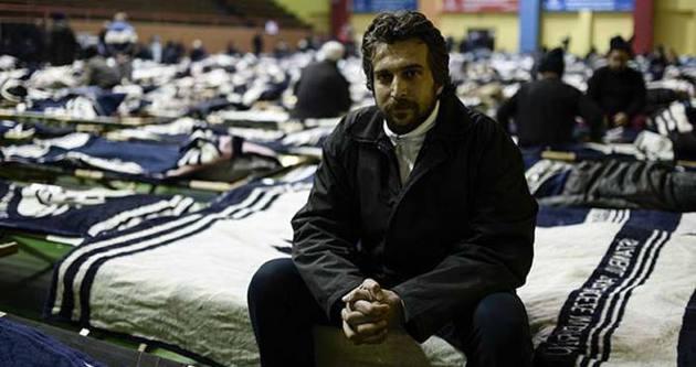 Selçuk Parsadan'ın oğlu Belediye'ye sığındı