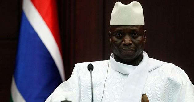 Gambiya'da başarısız darbe girişimi