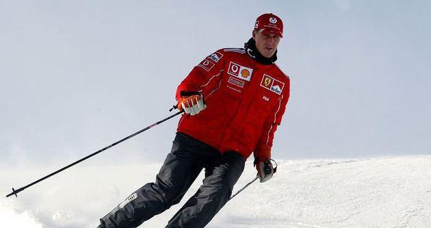Schumacher gözyaşlarına hakim olamadı