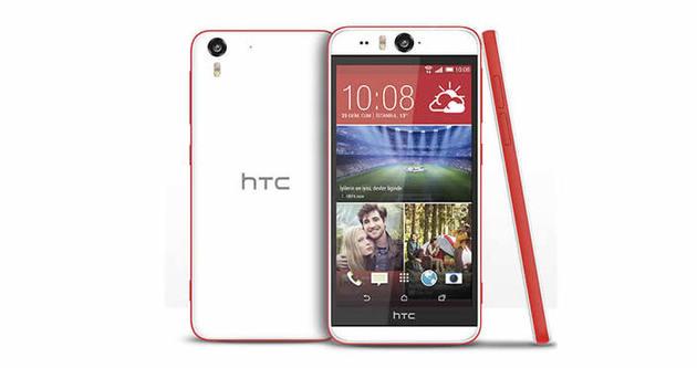 HTC Desire Eye inceleme