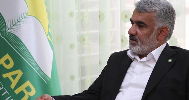 Zekeriya Yapıcıoğlu: Kürtlerin kendi arasında çatışması kimseye fayda sağlamaz