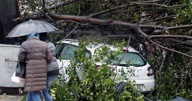 AKOM'dan İstanbul'a fırtına uyarısı