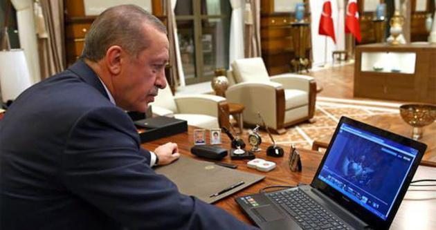 Erdoğan'ı etkileyen Filistinli küçük kız konuştu
