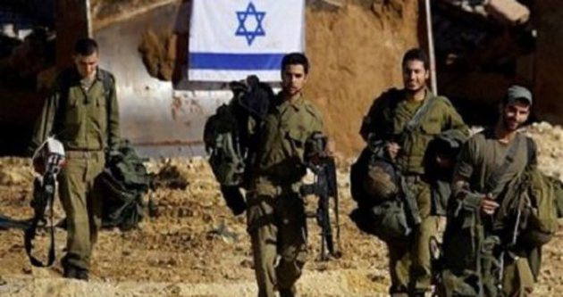 İsrail ordusunda  10 asker intihar etti