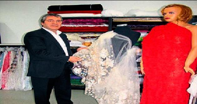 İzmirli nakışçılar Kazaklara iş öğretecek