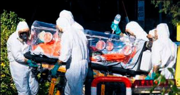 Ebola kurbanları 8 bine yaklaştı
