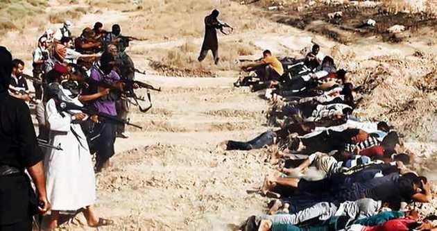 Irak'ta 50 IŞİD militanı öldürüldü