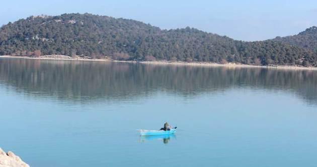 Yağışlar Beyşehir Gölü'ne umut oldu
