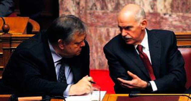 Yorgo Papandreu'dan yeni parti sürprizi