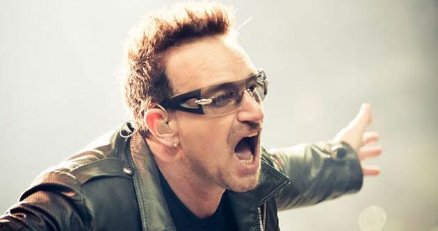 U2'nun solisti Bono'dan üzücü açıklama