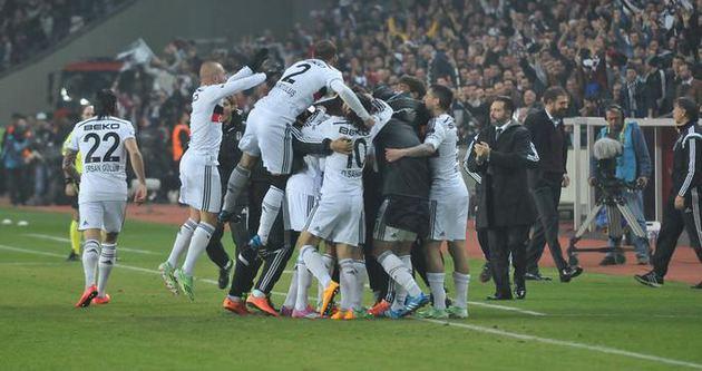 Beşiktaş derbide 8'de 8 peşinde