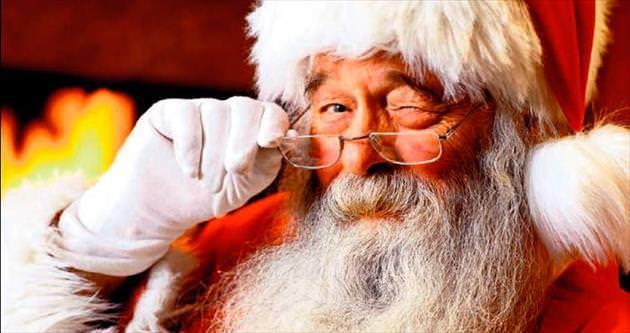 Noel Baba Yunanistan'a seçim getirdi...