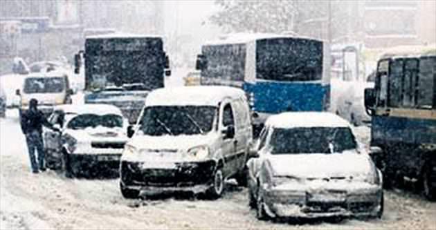 Başkent'e don ve buzlanma uyarısı