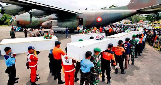 Faciada yeni iddia: Uçak izinsiz havalandı