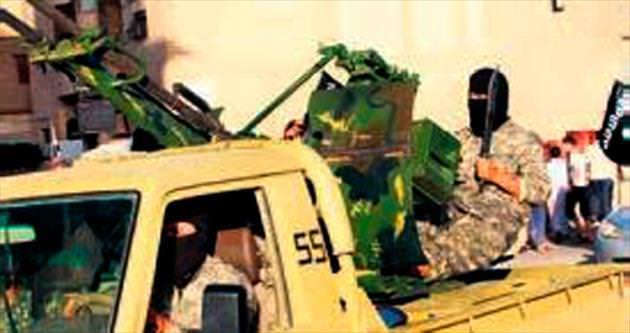 IŞİD 170 kişiyi kaçırdı