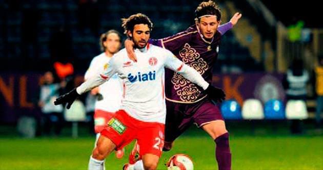 Kritik maçtan beraberlik çıktı