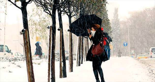 Kar ve fırtına geri geliyor