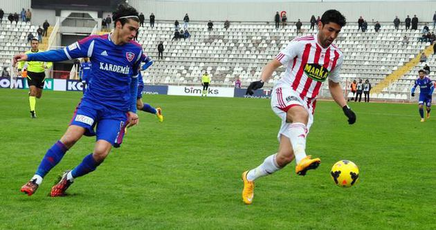 Sivasspor güle oynaya